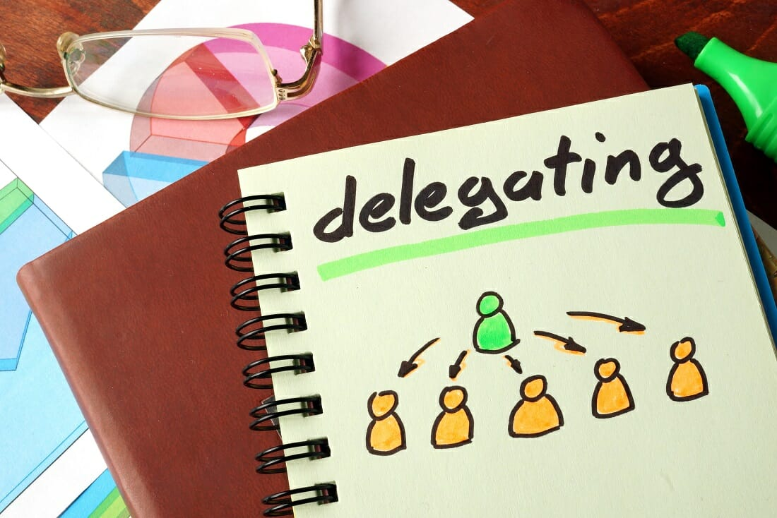 Delegating Overview Pros And Cons Strategies And Tips